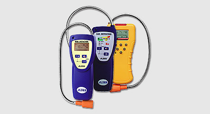 JL269 Portable Gas Leak Detector